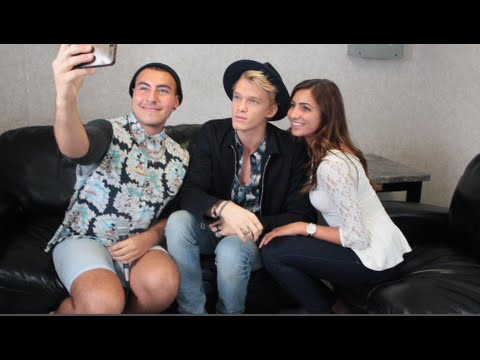 Cody Simpson interview with Western TV