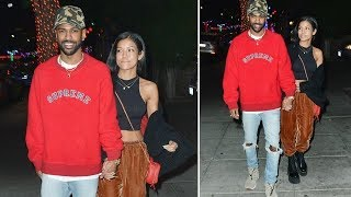 Big Sean And Girlfriend Jhene Aiko Enjoy Romantic Night Out In Beverly Hills