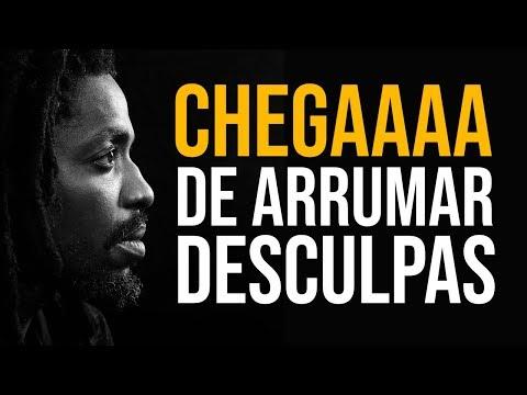 CHEGA DE PENSAR DEMAIS E FAZER DE MENOS, CHEGAAAA! | MOTIVAÇÃO thumbnail