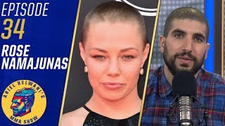 Rose Namajunas on upcoming fight in Brazil vs. Jessica Andrade | Ariel Helwani's MMA Show