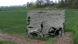 The Somme then and now.. in full HD