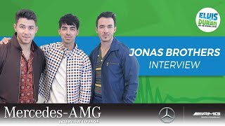 Jonas Brothers Reveal If They'll Ever Breakup Again | Elvis Duran Show