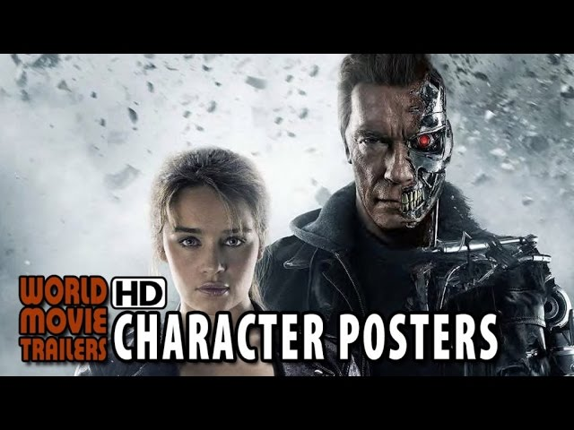 Terminator Genisys: Meet the Characters (2015) HD