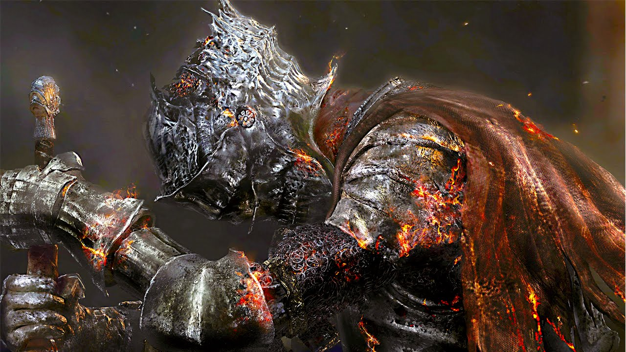 Dark Souls 3: Terrifying Things Trailer - Gamescom 2015