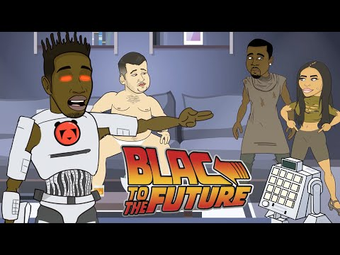 Blac to the Future Episode 5 w/ Kanye West, Blac Chyna, Future, & Desiigner