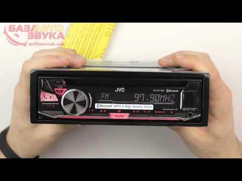 Автомагнитола JVC KD-R771BT