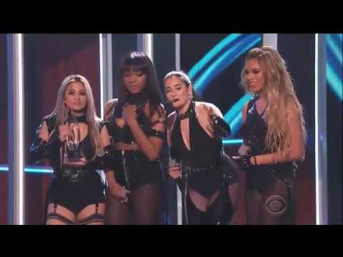 Fifth Harmony - Work from Home (Live at the 2017 People's Choice Awards)