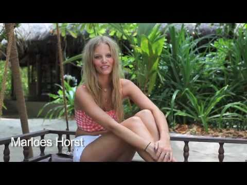 Seafolly 2011 interview with Marloes Horst