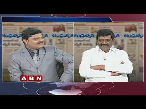 Discussion | Congress MLC's Akula Lalitha and Santhosh Kumar Meet CM KCR Part 1 | ABN Telugu