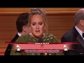 Adele Wins Album Of The Year   Acceptance Speech   59th GRAMMYs -