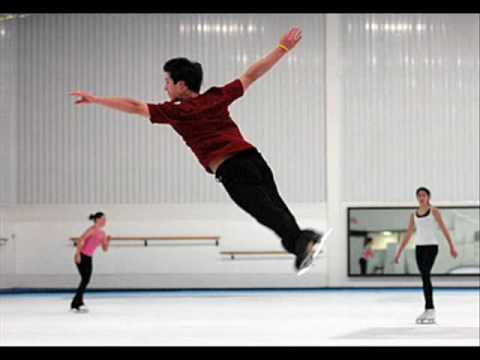 Patrick Chan - The Sun Is Shining!!
