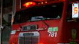 Incendie Montreal-Montreal Fire Department 720(781)