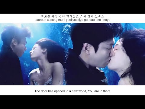 Yoon Mirae (�미�) - A World That Is You / You Are My World (그��� ��)(eng sub) The Legend of the Blue Sea OST part 2 [!!] Please DON'T Cut, Edit or Re-Upload any of MY FANMADE...