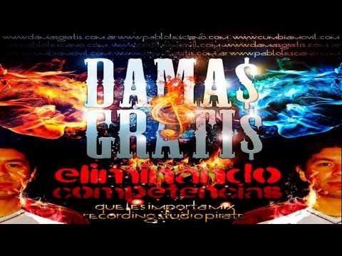 DAMAS GRATIS - 11 - El Patron (En vivo) || Eliminando Competencias 2014 ||