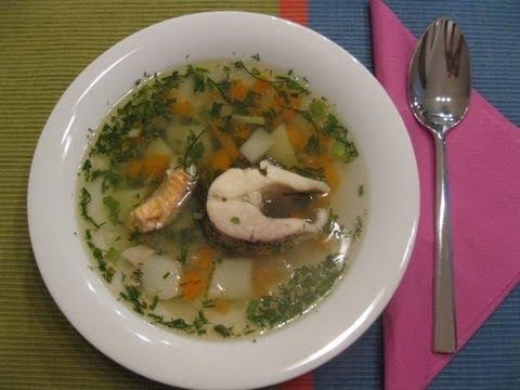 Как приготовить Русский Рыбный Суп