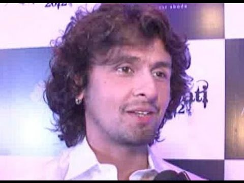 Sonu Nigam talks about his sons version of Kolaveri Di