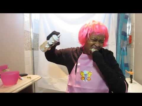 Anaconda Nicki Minaj Part 6 0f 6 - GloZell