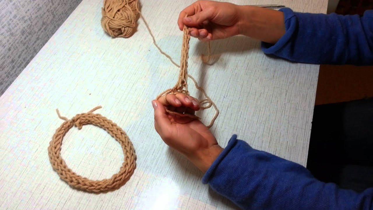 Узоры своими руками из веревок ниток 53