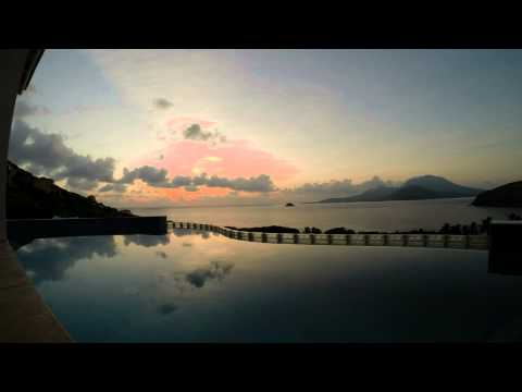 St Kitts Sunrise