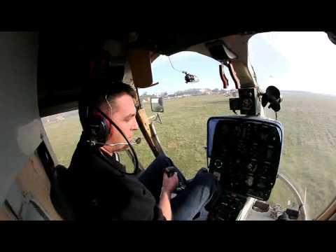 Kamov KA-26, HA-MMY, helicopter cockpit, helicopter formation.