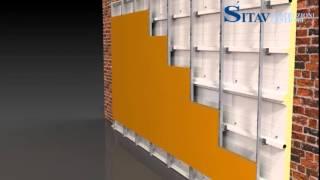 Air Fix | sistema per facciate ventilate