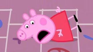 Best of Peppa Pig 🏥 Hospital 🏥 Cartoons for Children