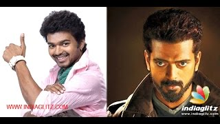 Illayathalapathy Vijay wishes Vikranth for 'Thakka Thakka'