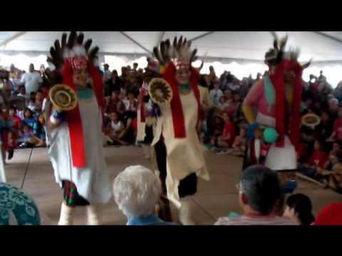 Konina Dance, Hopi Dancers pt. 1