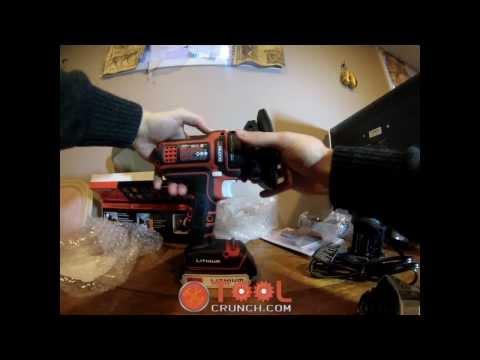 Black & Decker BDCDMT120 20 Volt Matrix Drill Review