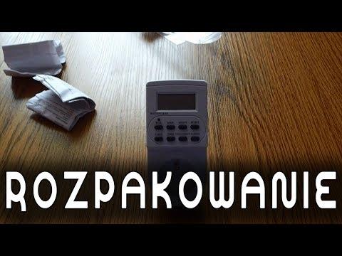GTV   PC-ELE724-00 - Elektroniczny Programator Czasowy [ROZPAKOWANIE]