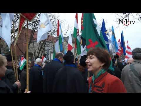 A külföldön rekedt Magyarok tiszteletére - Mert egy vérből valók vagyunk