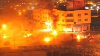 Glory Day: Palestinians set fire to Joseph's Tomb Jewish holy site