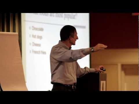 Healthy You Symposium - Doug Lisle, Ph.D.
