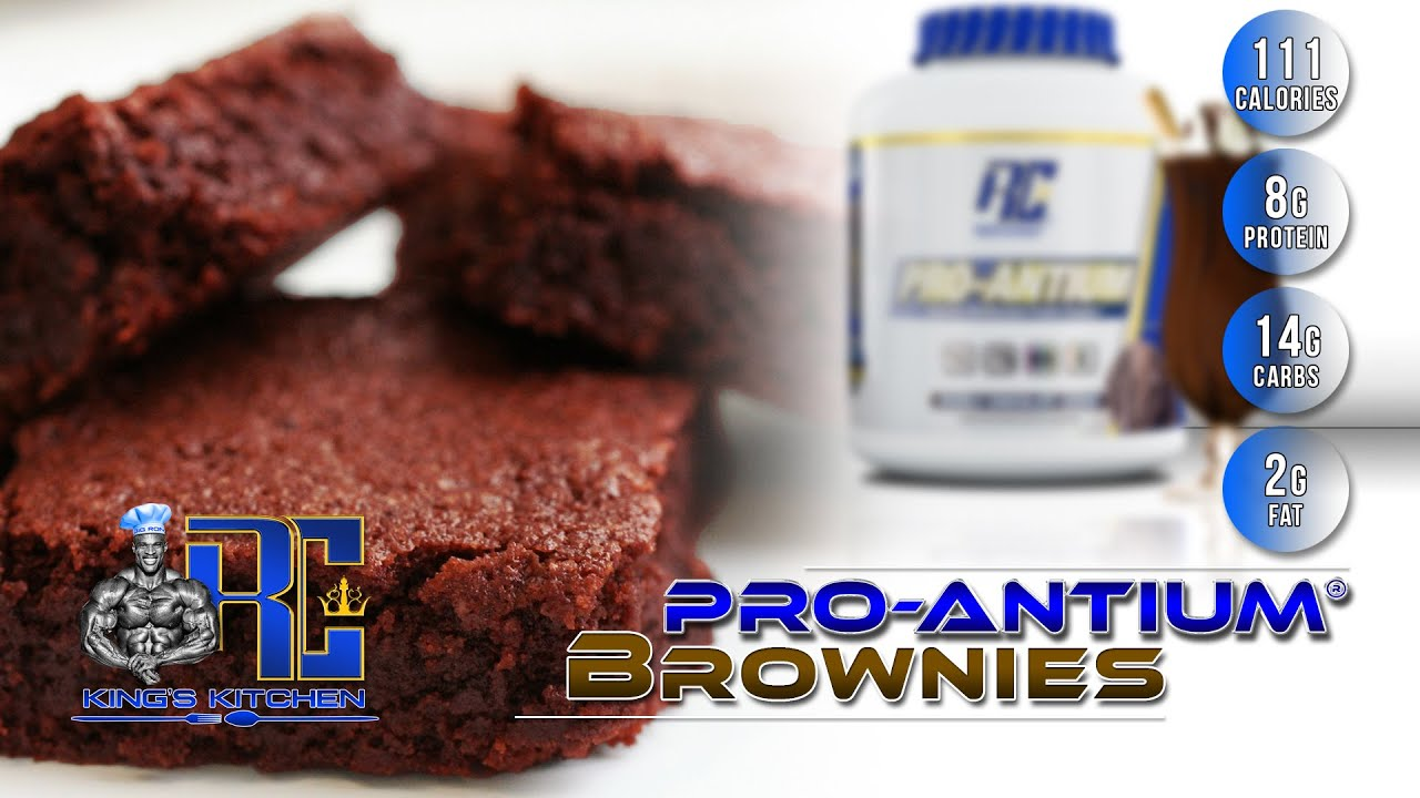 Protein Brownies King's