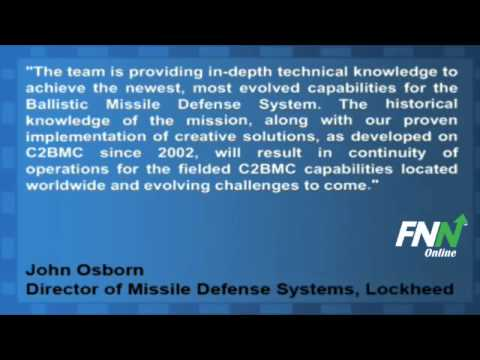 Lockheed Martin Defense Team Awarded $980 Million Contract (LMT)