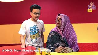 OMG - O Maa Go - S02E32 Mom likes to eat biscuits!