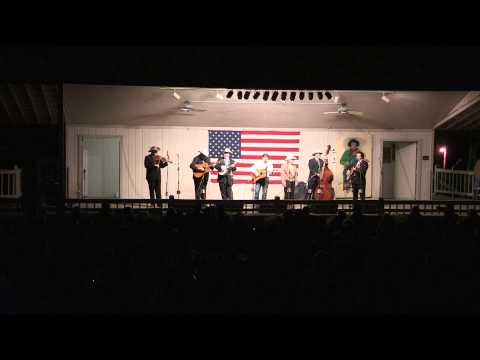 Dr. Ralph Stanley & Clinch Mountain Boys ~ White Dove ~ Uncle Pen Days '12 Bean Blossom IN