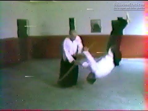 André Nocquet, 8th Dan Aikido - Jo Dori