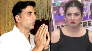 Raveena Tandon Comments On Akshay Kumar National Award Win!