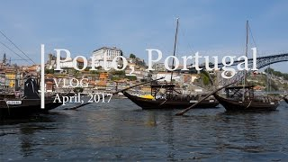 Porto VLOG - Scenes in Northern Portugal (4K)