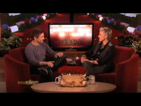 Jeremy Renner Shares Stories from 'Hurt Locker'