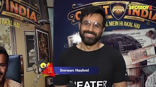 Interview With Emraan Hashmi For Film Cheat India | SpotboyE