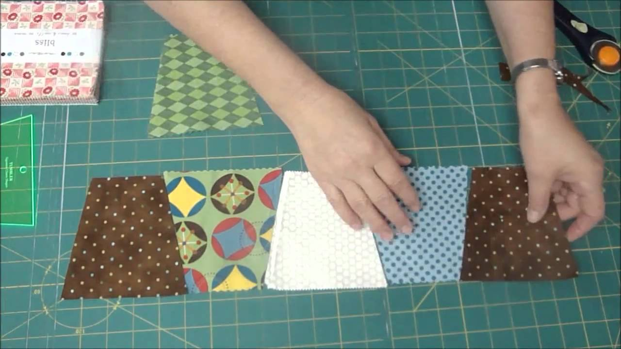 The Easiest Tumbler Quilt You Ll Ever Make Youtube
