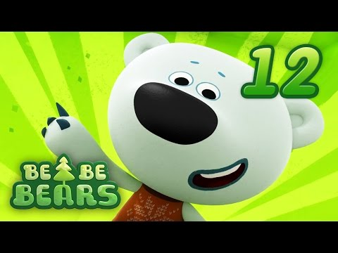BE BE BEARS  EP 12 - Funny Kids Animation Cartoon Movie Series 2017 KEDOO animation for kids thumbnail