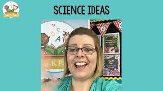Science Ideas for Preschool