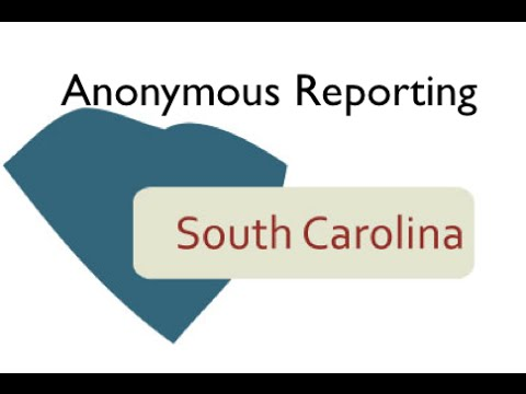 Anonymous Reporting Overview thumbnail