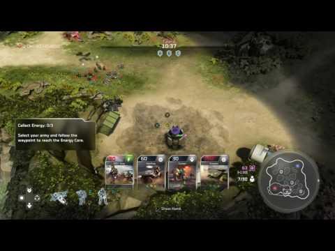 Halo Wars 2 Blitz Beta Tutorial
