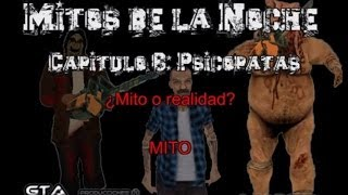GTA San Andreas Loquendo - Mitos de la noche - Psicopatas
