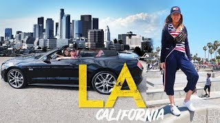 #1 Los Angeles California Travel Guide - attractions | Honeymoon 2019