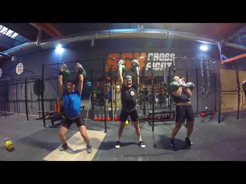Hervis Kettlebell Cup 2018 Face Off Nomination - Team BSK